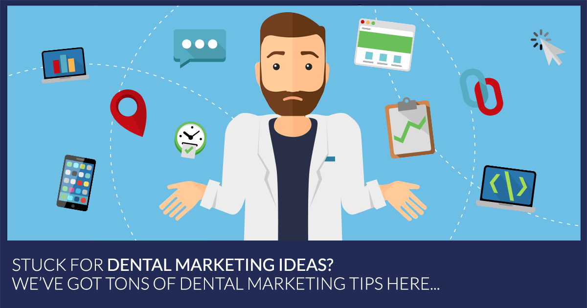 Dental Marketing Blog | Ideas To Generate More Leads