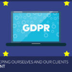 new GDPR at Dominate Dental