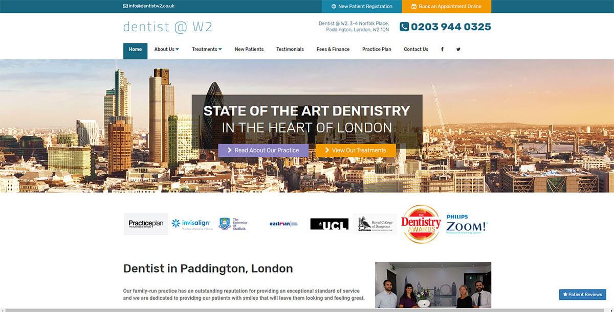 Dentist W2